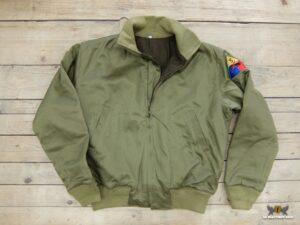 Combat jacket, winter