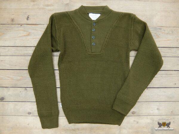 Sweater, High Neck