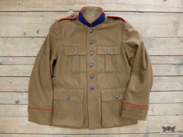 Belgian artillery jacket WW1