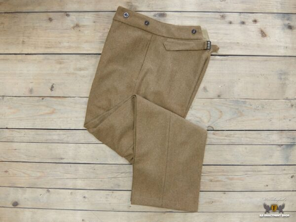 Belgian trousers