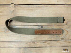 DAK Webbing Equipment Belt Green