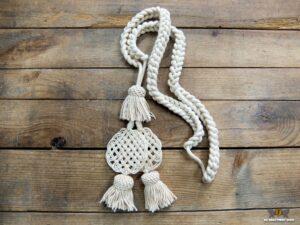 Shako cords white