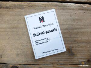 Rotes Kreuz Personalausweis