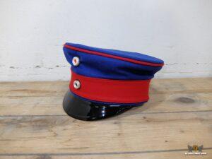 M1867-1910 Offizier Schirmmuetze Preussen