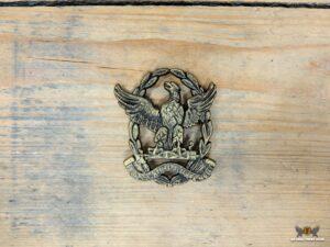 Distintivo 1° Battaglione Volontari Italiani 'Ettore Muti'