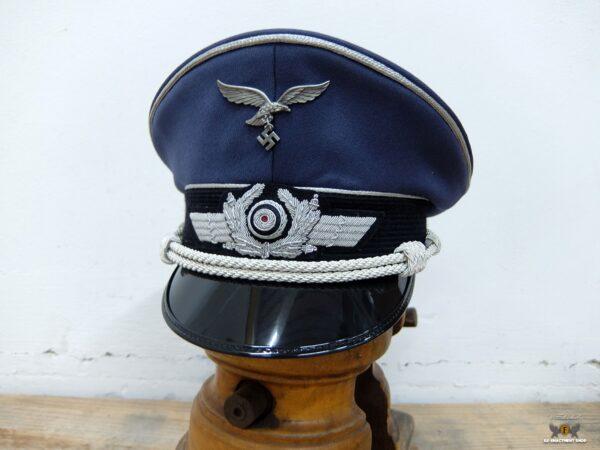 Schirmmütze Offizier Luftwaffe