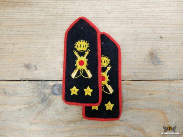 Spalline tenente
