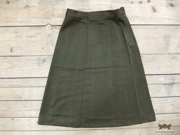 Skirt, Wool, OD, Dark, Women's, Officer's