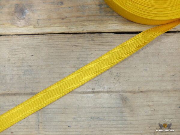 Lace yellow, 20 mm