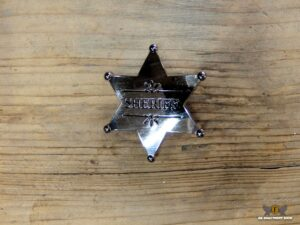 Sheriff star