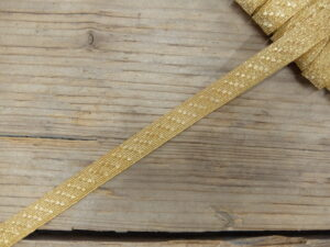 Lace gold, 12 mm