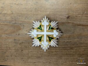 Order of Saints Maurice and Lazarus, breast star