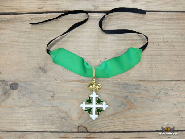 Order of Saints Maurice and Lazarus, commander class