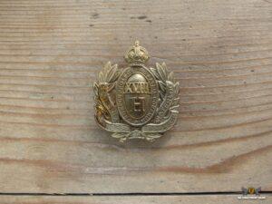 18th Royal Hussars cap badge